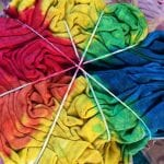 ena Geiger - Tie Dyeing Workshops